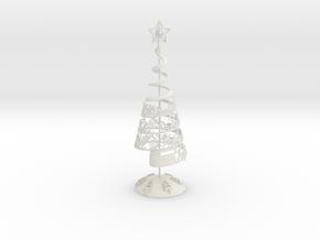 3df2 in White Natural Versatile Plastic