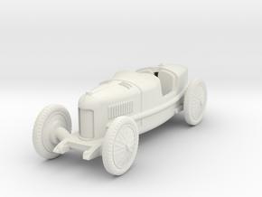 1/72 Fiat 83/84 GP in White Natural Versatile Plastic
