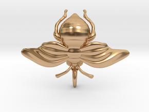 Bumblebee in Polished Bronze