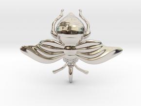 Bumblebee in Platinum