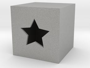 Star Box in Aluminum