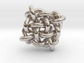 B&G Knot 22 in Platinum