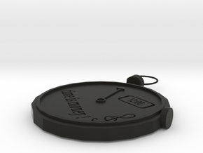 watches (necklaces) in Black Natural Versatile Plastic