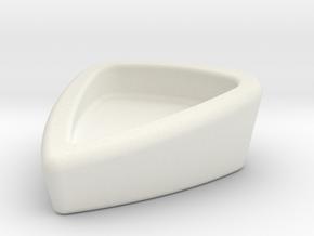 PICK盒 in White Premium Versatile Plastic