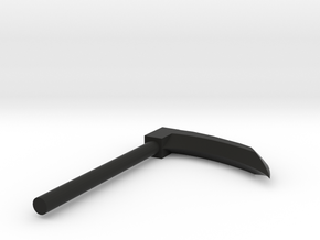 sickle in Black Premium Versatile Plastic