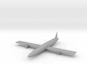 airplane Chopstick holder in Aluminum