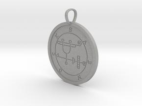 Sabnock Medallion in Aluminum