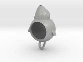 Duck design teapot in Aluminum: Medium