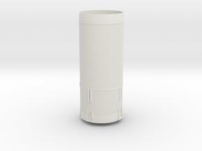 Little Joe ll for Estes kit #7227 in White Natural Versatile Plastic: 1:45