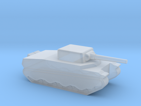 M6 Heavy tank in Smooth Fine Detail Plastic