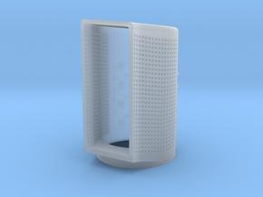 Bagkedel Stl in Smoothest Fine Detail Plastic