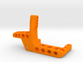 AR60 Front Truss with Diff on Right Side in Orange Processed Versatile Plastic