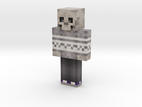 Michaless | Minecraft toy in Natural Full Color Sandstone