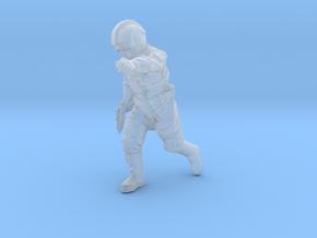 Insurgent Pilot 2 in Smoothest Fine Detail Plastic