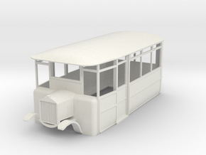 o-32-cdr-2-3-ford-railcar in White Natural Versatile Plastic