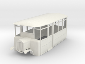 o-43-cdr-2-3-ford-railcar in White Natural Versatile Plastic