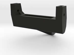 248™ 24888™ RockBASH™ ECX Barrage FRONT Bumpers in Black Premium Versatile Plastic