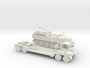 1/144 Famo with Sonderanhanger 116 in White Natural Versatile Plastic