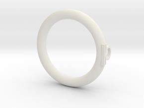 Star language: Libra in White Premium Versatile Plastic
