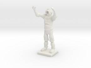 Printle V Homme 2065 - 1/24 in White Natural Versatile Plastic