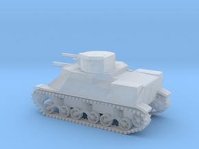 1/144 Scale M3 Medium Tank in Smooth Fine Detail Plastic