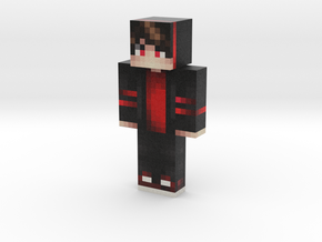 2018_12_17_red-and-black-12662290 | Minecraft toy in Natural Full Color Sandstone