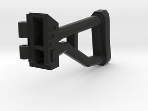 TF2 Classic Sniper Rifle Shoulder Stock for G36 in Black Natural Versatile Plastic