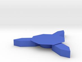 杯墊.stl in Blue Processed Versatile Plastic
