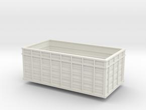 KN16 Highside in White Natural Versatile Plastic