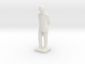 Printle C Homme 2035 - 1/24 in White Natural Versatile Plastic