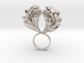 Alasto - Bjou Designs in Rhodium Plated Brass