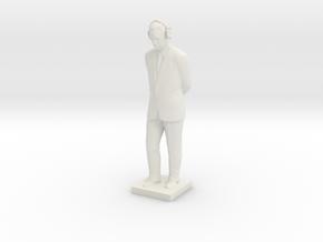 Printle T Homme 2034 - 1/24 in White Natural Versatile Plastic