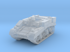 M3 Stuart Recce mid 1/87 in Smooth Fine Detail Plastic