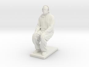 Printle C Homme 2023 - 1/24 in White Natural Versatile Plastic