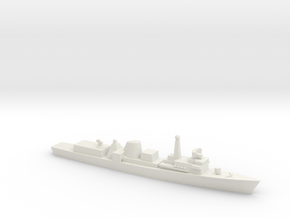 Australian light destroyer project, 1/1800 in White Natural Versatile Plastic