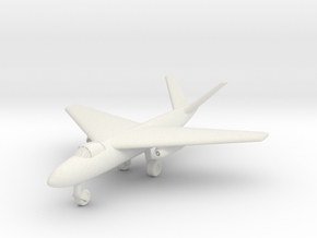 (1:200) Arado Ar Projekt II in White Natural Versatile Plastic