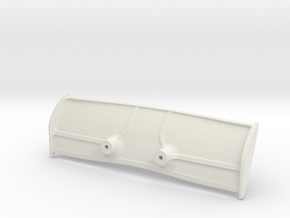 Aileron - Ultra racing in White Natural Versatile Plastic