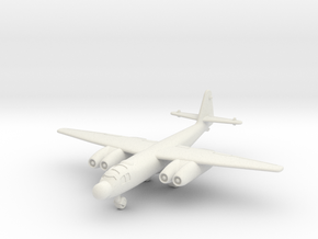 (1:200) Arado Ar 234 P-2 in White Natural Versatile Plastic
