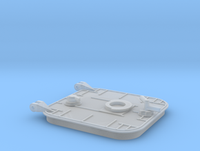 Main hatch in Smooth Fine Detail Plastic