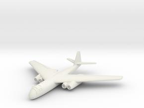 (1:144) Arado Ar 234 Versuchflügel V projekt in White Natural Versatile Plastic