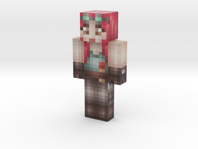 Kheprie | Minecraft toy in Natural Full Color Sandstone