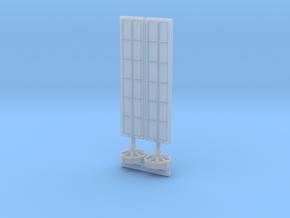 BYOS ADD ON SOLAR PANEL NANO in Smooth Fine Detail Plastic