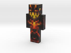 Skyfull007 | Minecraft toy in Natural Full Color Sandstone