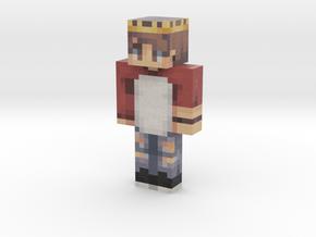 Bahi | Minecraft toy in Natural Full Color Sandstone