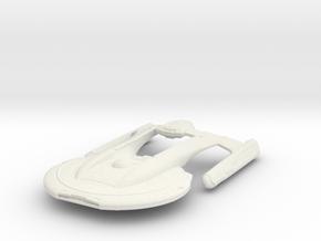 Akira Class 1/7000 in White Natural Versatile Plastic