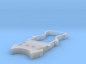1/400 Scharnhorst Aufbaudeck Fore in Smooth Fine Detail Plastic