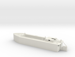 river barge supplies in White Natural Versatile Plastic