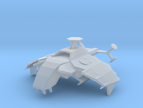 UNSC Prowler in Smooth Fine Detail Plastic
