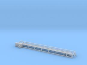 1/87th Hay Conveyor elevator 16'  in Smooth Fine Detail Plastic
