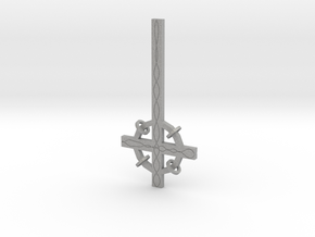 Cross buckle in Aluminum